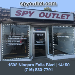 Tonawanda NY Niagara Falls Blvd from Spy-Outlet